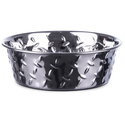 5 Quart Diamond Plate Bowl