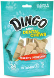 Mini Dingo Dental Chews, 24 ct.
