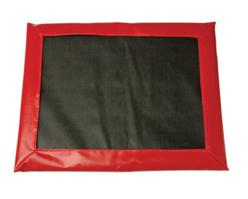 "Disinfectant Mat - 24"" x 28"" - Red"
