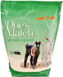 Doe's Match Kid Milk Replacer
