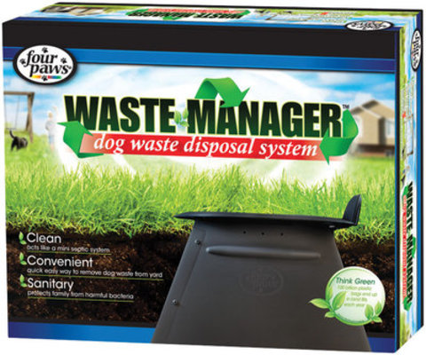Waste Manager Dog Waste Disposal System
