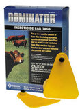 Dominator® Ear Tags,  pkg of 20
