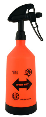 Double Mist Trigger Sprayer, 1 Liter