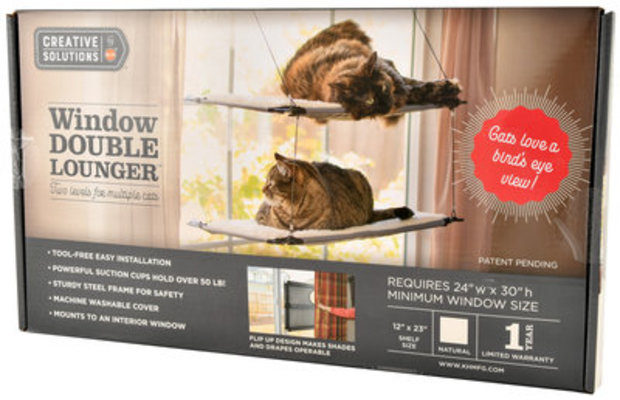 Double Window Lounger