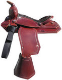 Dr. J High Noon Pony Saddle, 12""