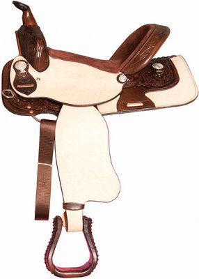 Dr. J Lite Trail Saddle