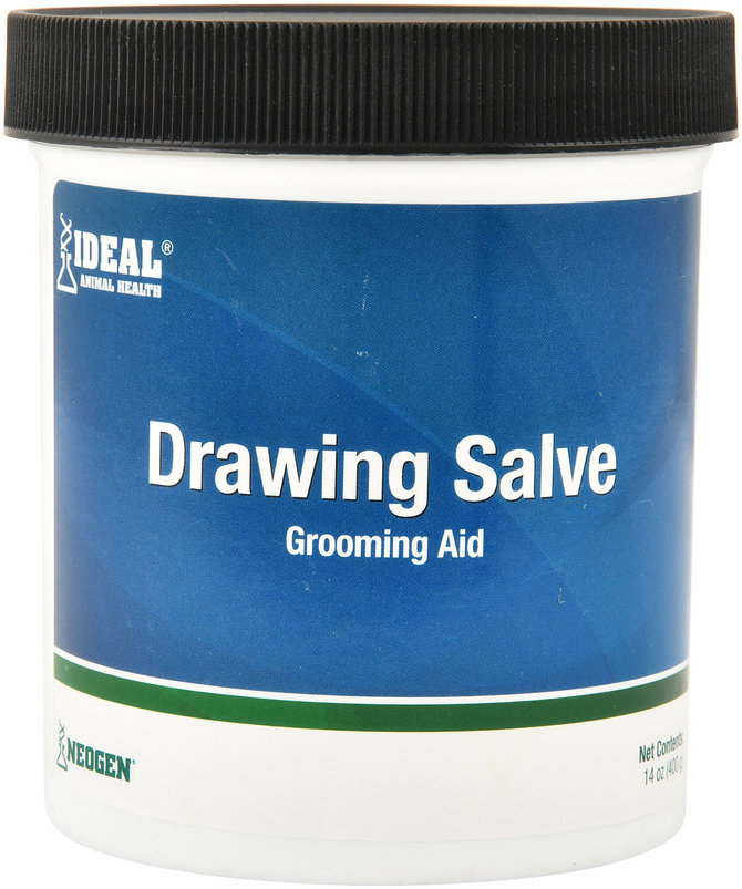 Black Drawing Salve for Poultice or Topical Ointment