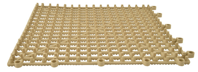 Dri-Dek Tiles for Dog Kennels and Crates | Jeffers Pet