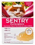 PurrScriptions Dual Action Flea/Tick Cat Collar
