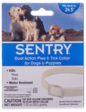 Sentry Dual Action Flea & Tick Collar for Dogs