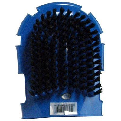 Dual-Sided Grooming Mitt/Brush