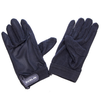 Dublin Everyday Mesh Back Track Gloves