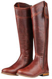 Dublin Kalmar Tall Boots, Red Brown