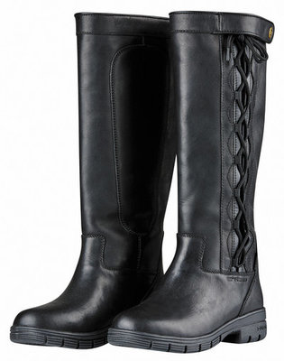 Dublin Pinnacle Grain Boots II, Black