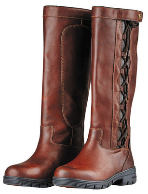 Dublin Pinnacle Grain Boots II, Red Brown