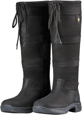 Black Dublin River Boot III, Regular