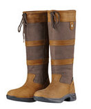 Dark Brown Dublin River Boots III, Regular