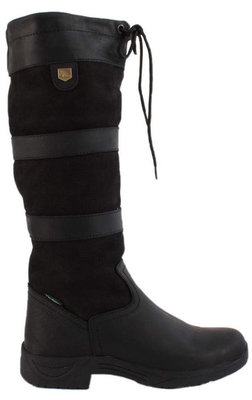 Dublin River Tall Boot, Black
