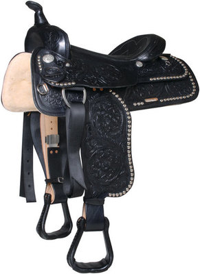 Dr. J Parade Saddle