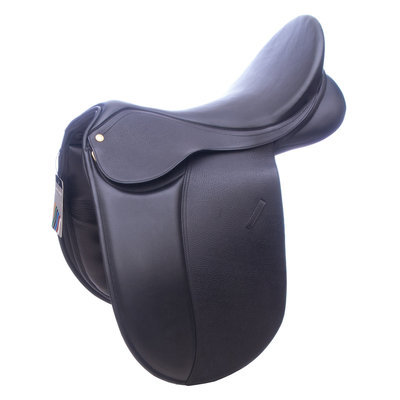 Dusty Deals: S/O Collegiate Mentor Dressage Saddle Size: 17.5 in Seat Width: Medium