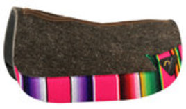 "Serape Dynamic Edge Barrel Pad, 31"" x 30"""