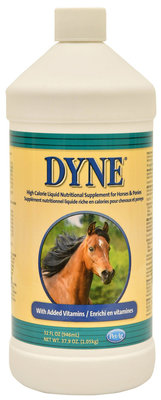 Dyne High Calorie Liquid for Horses