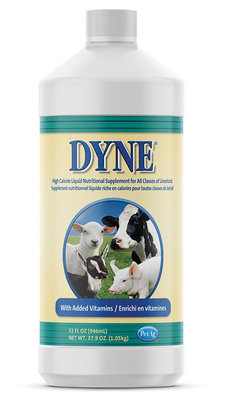 Dyne High Calorie for Livestock, 32 oz