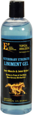 E3 Linament Gel, 12 oz