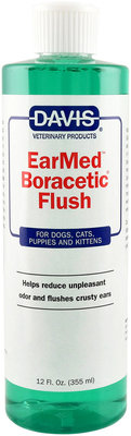 EarMed Boracetic Flush