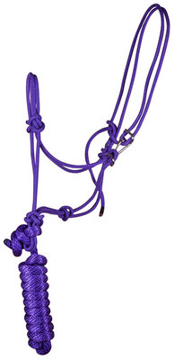 Easy-On Rope Halter