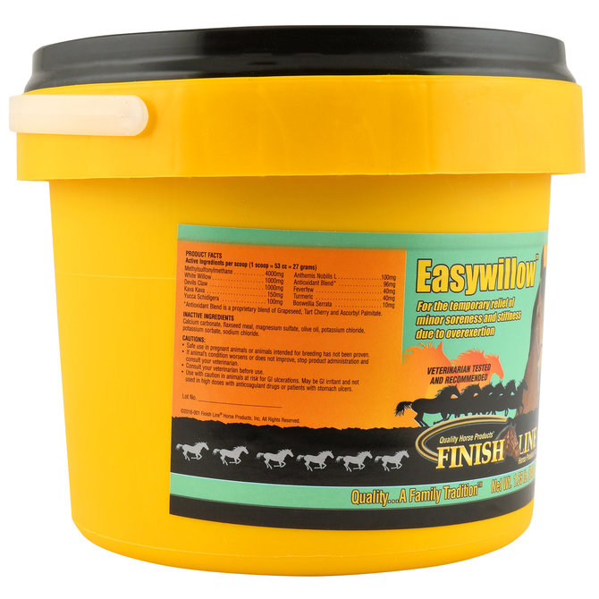 Easywillow™ Horse Supplement to Help Manage Discomfort