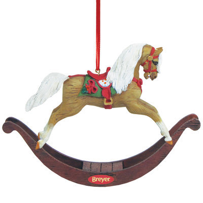 Eggnog - 2014 Breyer Rocking Horse Ornament