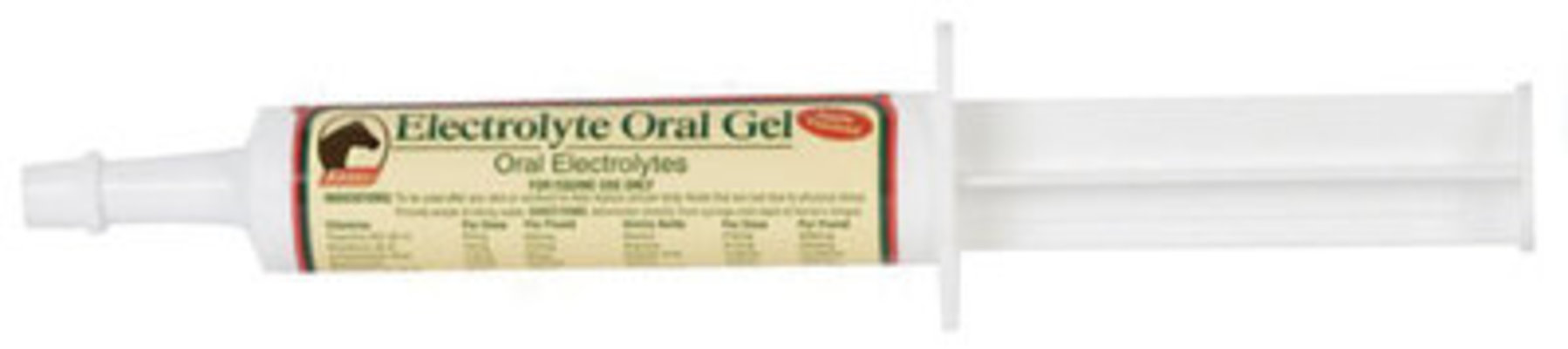 Electrolyte Oral Gel, 30mL