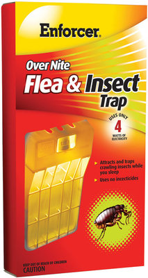 Enforcer® OverNite® Flea & Insect Trap