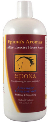 After-Exercise Horse Rinse