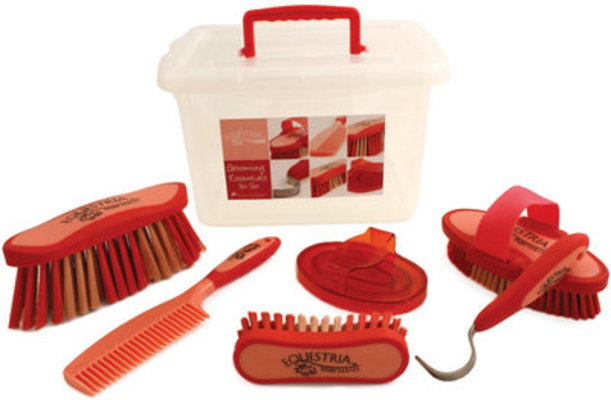 Equestria 7-piece Grooming Essentials Set