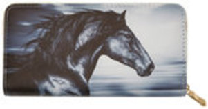 Equestrian Zippered Wallets