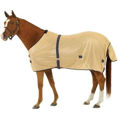 Equi-Essentials Softmesh Fly Sheet