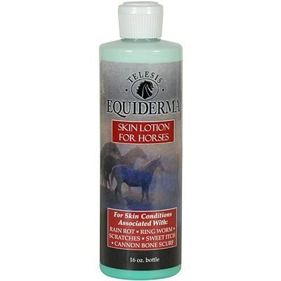 Equiderma Skin Lotion, 16 oz