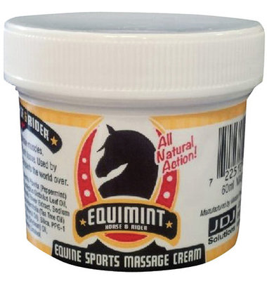 Equimint Horse and Rider, 2 oz