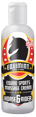 Equimint Horse and Rider, 16.9 oz