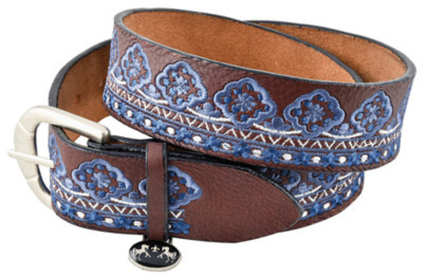 Equine Couture Angela Leather Belt