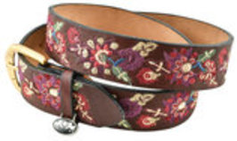 Equine Couture Veronica Leather Belt