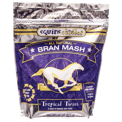Equine Edibles Tropical Bran Mash
