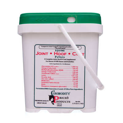 Equine Joint - Hoof - Coat Pellets