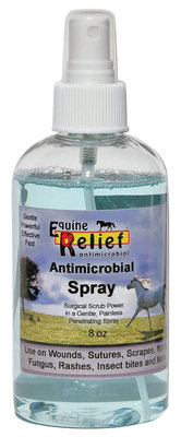 Equine Relief Antimicrobial Spray