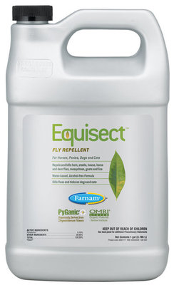 EquiSect Fly Repellent, Gallon