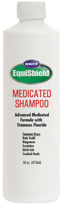 Medicated Shampoo 16 oz