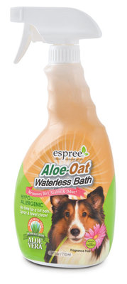 Espree Natural Aloe-Oat Waterless Bath