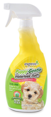 Espree Puppy Gentle Waterless Bath